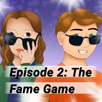 Cover art for The Fame Game
