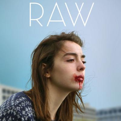 Cover art for RAW- oral presentation by Ninadh Ivaturi