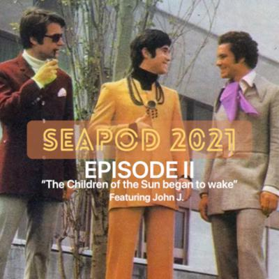 Cover art for Episode II: The Children of the Sun began to wake