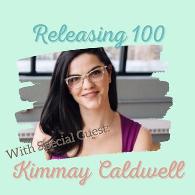 Cover art for Special Guest: Kimmay Caldwell
