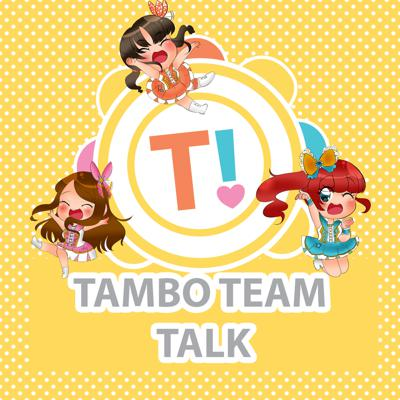 Cover art for Welcome to Tambo Team Talk!