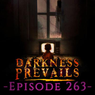 Cover art for 263: Encounters with the Wendigo, Monsters Seen in the Deep Woods, and Middle of Nowhere Horror Stories!