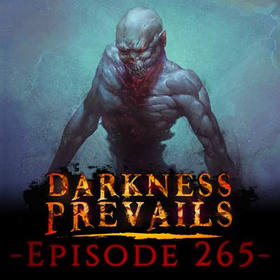 Cover art for 265: Humanoid Encounters, Shapeshifter Sightings, and Walmart Horror Stories!