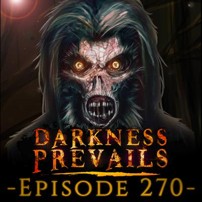Cover art for 270: Southern HORROR Stories, Scary Farm Encounters, and People Who Were Attacked by Psychos!