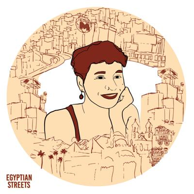 Cover art for Najla Said - Photography, Self Expression in Cairo, and Visual Memory