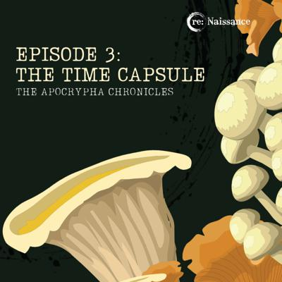 Cover art for Episode Three: The Time Capsule