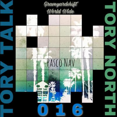 """Cover art for Tory Talk 016- Pasco Nav Ft. Marswell """"See N Sounds With The Original Red Sharks"""""""
