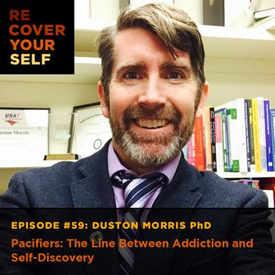 Cover art for Pacifiers: The Line Between Addiction and Self-Discovery