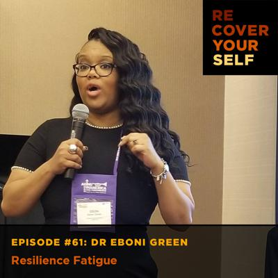 Cover art for Resilience Fatigue