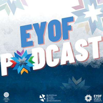 Cover art for Pilot - the EYOF Podcast!