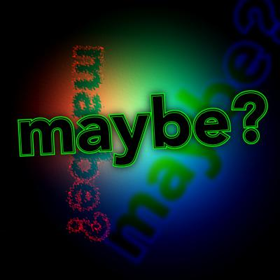 Cover art for 42: Maybe? (Probability and Statistics)
