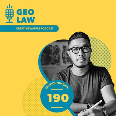 Cover art for Creative Therapy with Illustrator Geo Law - Ep. 190
