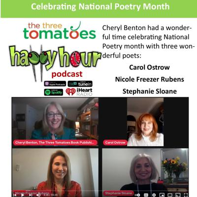 Cover art for Celebrating National Poetry Month