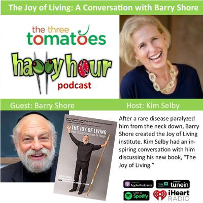 Cover art for The Joy of Living: A Conversation with Barry Shore