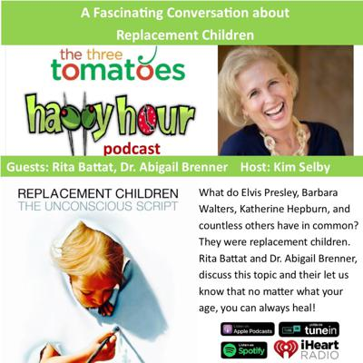 Cover art for A Fascinating Conversation about Replacement Children