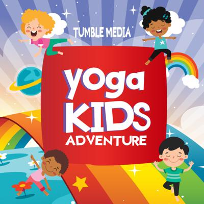 Cover art for Yoga Kids Adventure - A new yoga podcast from Tumble Media!