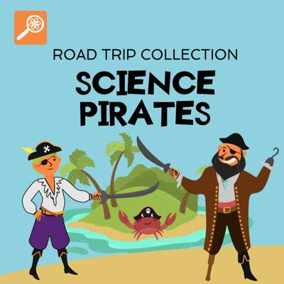 Cover art for Science Pirates Road Trip