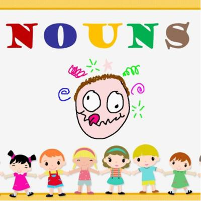 Cover art for Nouns and its two kinds;common and proper noun.