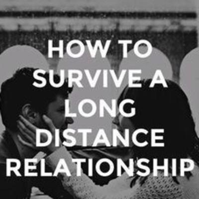 Cover art for Tools For Successful Long Distance Relationships