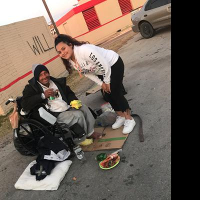 Cover art for Homeless People