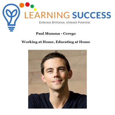 Cover art for Paul Mumma - Working at Home, Educating at Home