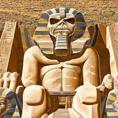 Cover art for Powerslave (2008)