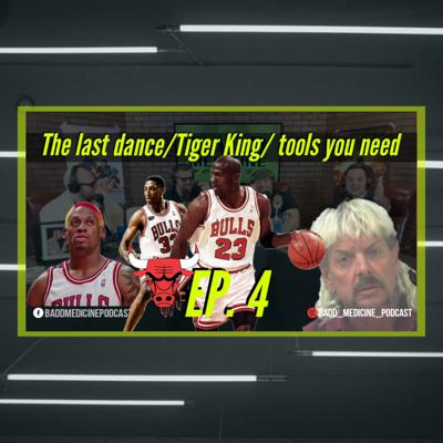 Cover art for Michael Jordan The Last Dance Tiger king final review 5 best tools Best WWE move in a fight
