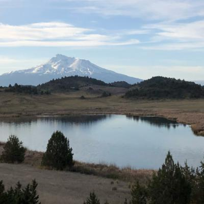 Cover art for Episode 37: Shasta Valley Wildlife Area- Morning Beside Trout Lake
