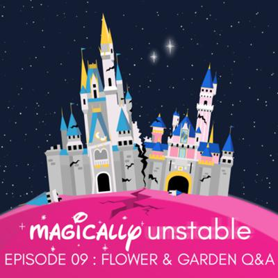 Cover art for Podcast 9 : Disneyland Expanding? Time Can Change Me, But I Can't Change Time