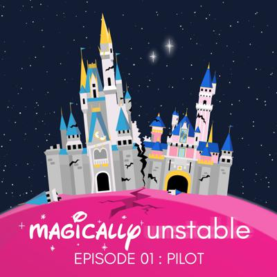 Cover art for Episode 1   The Pilot