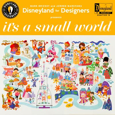 Cover art for It's A Small World