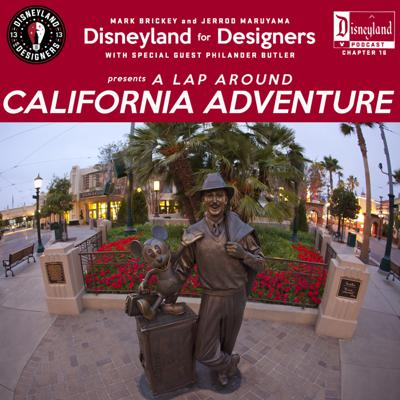 Cover art for A Lap Around California Adventure with Philander Butler