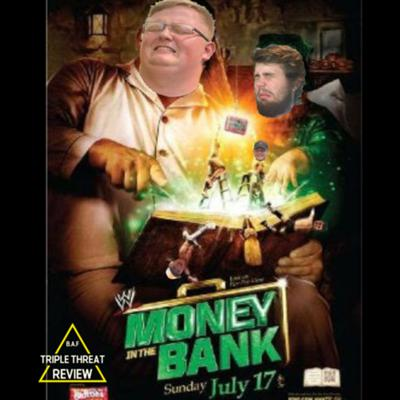 Cover art for Money in the Bank 2011
