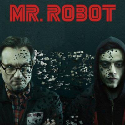 Cover art for You're worthless via Mr Robot