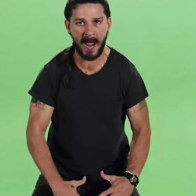 Cover art for Shia LaBeouf