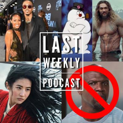 Cover art for Last Weekly EP-51 Recapping the week in Pop Culture, News & Entertainment!