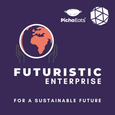 Cover art for Futuristic Enterprise EP3: Fax Ko, Co-founder and CEO of Plus Solar Systems