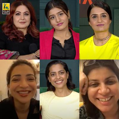 Cover art for Bombay Begums Interview with Anupama Chopra | Netflix | Film Companion