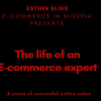 Cover art for The life of an E-commerce Expert