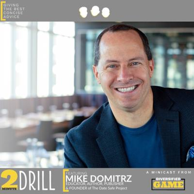 Cover art for Mike Domitrz: A Story of Taking Away Choices