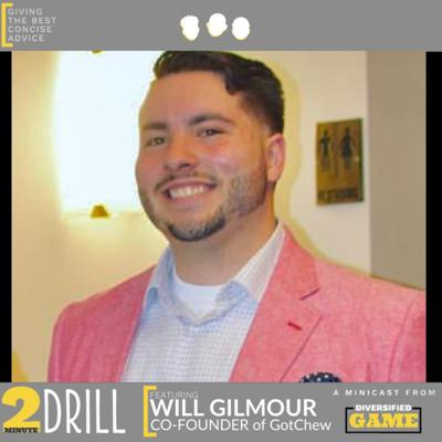 Cover art for Will Gilmour: Adapt & Overcome