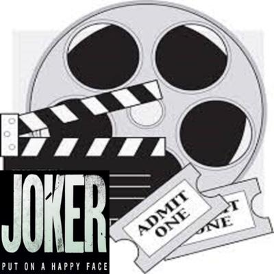 Cover art for Episode 27 - Let's B Frank, Joker Review (with Spoilers)