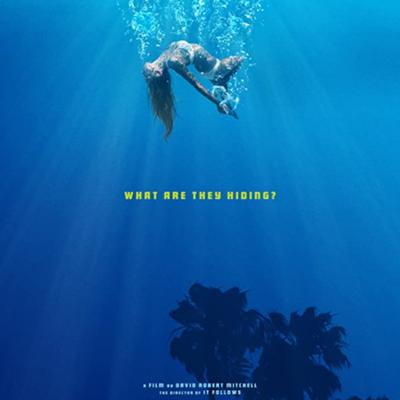 Cover art for Under the Silver Lake