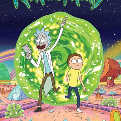 Cover art for Rick and Morty 202