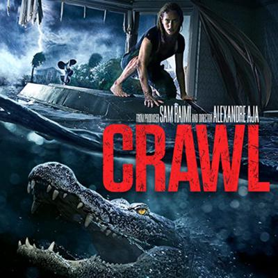 Cover art for Crawl
