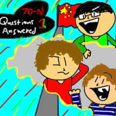 Cover art for 70-Night Podcast Ep. 1 (Questions Answered)