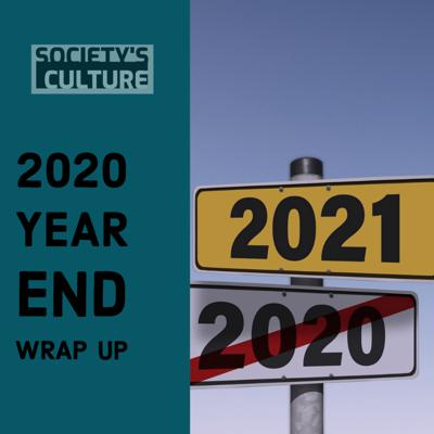 Cover art for 2020 year end wrap up