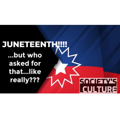 Cover art for Juneteenth!!!