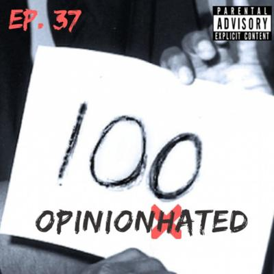 Cover art for 100th Episode!