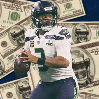 Cover art for Russell Wilson's Green New Deal
